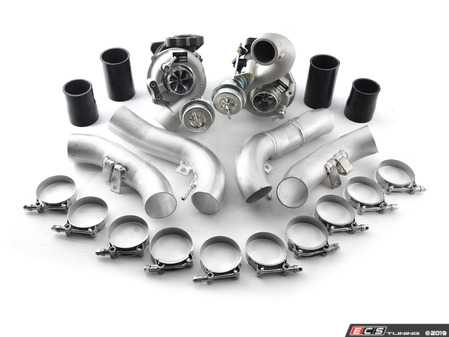 ES#3612228 - f21btceramic - F21 Hybrid Turbochargers (With 2-Pass Ceramic Coating)  - Complete bolt on Turbo upgrade including turbo inlet pipes - FrankenTurbo - Audi