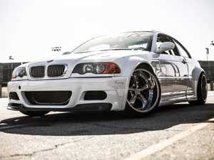 ES#3659341 - E46-FK-CBNAERO - BMW E46 Full Kit With Carbon Fiber Aero - Everything you need to widebody your E46 including carbon fiber spoiler and front lip. - StreetFighter LA - BMW