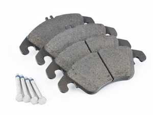 ES#2696187 - 0054201320 - Front Brake Pad Set - Does not include new brake pad wear sensors - Textar - Mercedes Benz