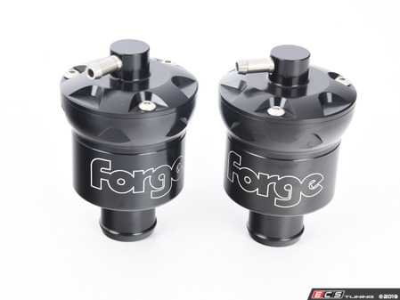 ES#2593414 - FMDVP997 - Piston-Style Recirculation Actuator Valve - Pair - Withstand greater boost pressure and decrease pressure loss off-throttle - Forge - Porsche