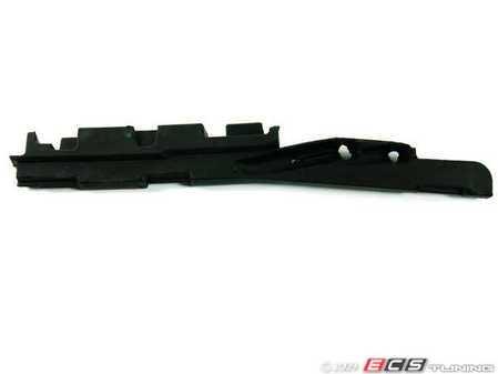 ES#37700 - 17111436247 - Radiator Gasket - Left - Used between radiator and support bracket - Genuine BMW - BMW