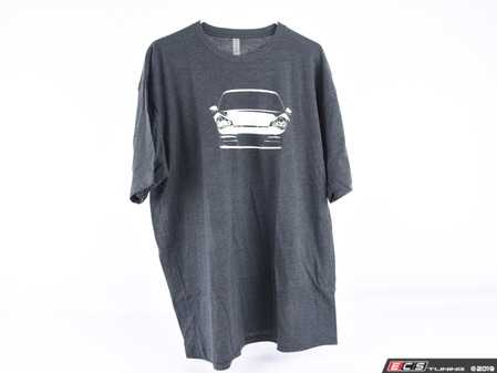 ES#2839510 - AP2096XXL - Rendered Shirts Collection - 996 - XXL - Our shirts retain all the superior comfort and strength characteristic of these 60/40 Cotton/Poly blend T shirts. - Rennline - Porsche