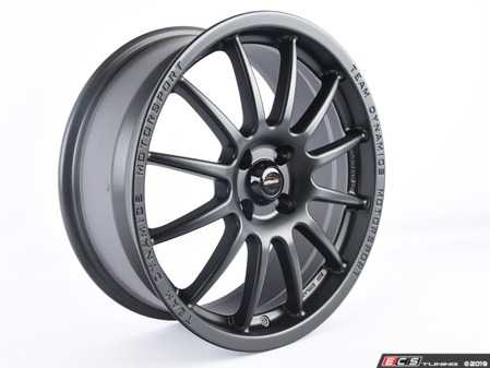 "ES#3525732 - td5.277045b7mKT - 17"" Pro Race 1.2 Matte Black - Set Of Four - 17""x7.0"" 4x100 Bolt Pattern ET45 56.1CB, Team Dynamics made in the UK - Team Dynamics - MINI"