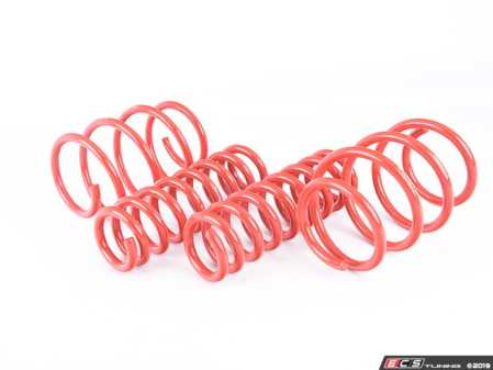 ES#3469100 - FKBM403 - High Tec Lowering Springs - When you're looking for stance on a budget! Average Lowering of 35-40mm Front and Rear - FK - BMW
