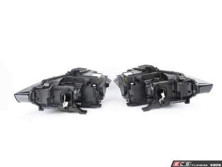ES#2770607 - 8T0941754CKT - European Xenon Headlight Set - Improved European beam pattern without amber markers - Automotive Lighting - Audi