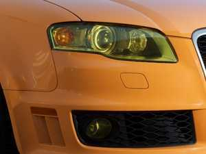 ES#1867048 - A008-Y - Headlight Protective Film - Yellow - Euro looks and protection at the same time - Lamin-X - Audi