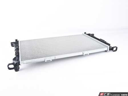 ES#3545344 - 3518 - Radiator  - Fix leaks and keep your cooling system efficient - Featuring OEM specified Plastic Tank/Aluminum Core Construction - CSF - Audi