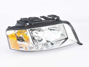 ES#2581368 - 4B0941004BM - Xenon Headlight - Right - Keep your exterior lights shining bright - Hella - Audi