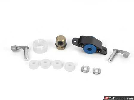 ES#3659108 - 25118614288KT3 - Shifter Rebuild & Upgrade Kit - Overhaul your shifter: featuring ECS Tuning teflon shifter bushings and Turner Shifter Bushing Assembly for a feeling better than new! - Assembled By ECS - BMW