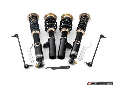 ES#3509462 - I-86-BR - BR Series Coilover Suspension Kit - Featuring 30 levels of adjustment and performance spring rates and valving that makes the BR Series perfect for both daily drivers and track warriors! - BC Racing - BMW