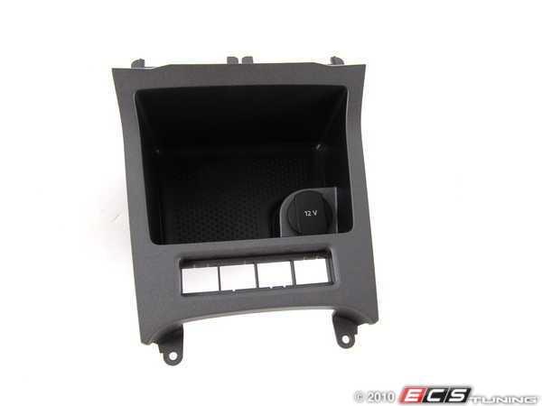 genuine european volkswagen audi mk5smk1 change tray kit anthracite. Black Bedroom Furniture Sets. Home Design Ideas