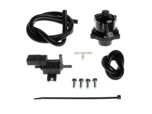 ES#3660019 - CTS-BV-0009-B9 - Blow Off Valve Kit - Fully serviceable, piston design valve is a direct bolt-on, without worry of a check engine light - CTS - Audi