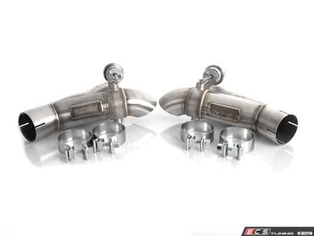 ES#3658990 - 020923ECS02 - Build-Your-Own Universal Vacuum-Actuated Exhaust Cutout Kit - Dual Cutouts - Increase HP/TQ and activate a full race exhaust with the flip of a switch, with our ECS Vacuum-Actuated Exhaust Cutouts - ECS - Audi BMW Volkswagen Mercedes Benz MINI Porsche