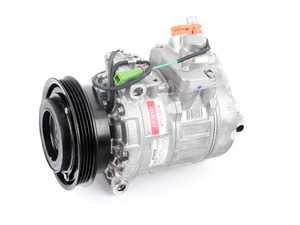 ES#3219077 - 8D0260805R - A/C Compressor  - Includes the electromagnetic clutch assembly - Denso - Audi Volkswagen