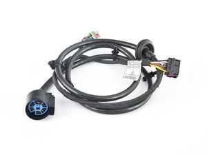 ES#2097604 - 95861250600 - Trailer Hitch Wiring Harness - Does not include the control module - Genuine Porsche - Porsche