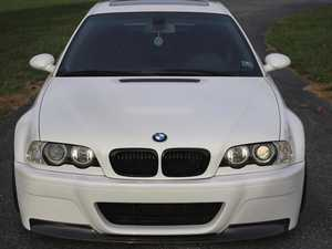 ES#3660490 - E46M3CSLBSHV - CSL Style front Bumper - Shaved Version - A timeless look for the E46 with shaved ventilation ducts - Status Gruppe - BMW