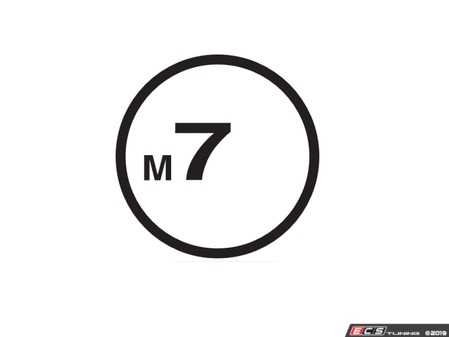 "ES#3662137 - 92-9001 - M7 Speed Large 22"" Decals 