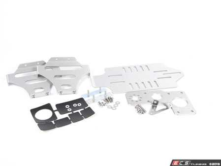 ES#2839906 - EL3038 - Rennline Battery Mount Kit - Odyssey 680 Switch Mount - Want to reduce weight with a lightweight battery? This is the mount you need for a clean installation! - Rennline - Porsche