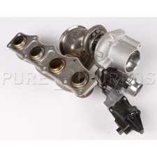 ES#3660772 - PURE-N20-0002KT - N20 Pure Stage 2 Turbo Upgrade - Ideal for modified cars seeking over 300whp. Includes refundable $775 core charge. - Pure Turbos - BMW