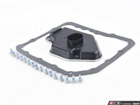 ES#3647884 - 24111218899KKT - Automatic Transmission Filter Kit - Get you transmission running the way it should - Assembled By ECS - BMW