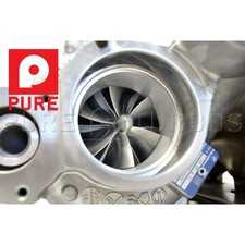 ES#3660769 - PURE-N55-0003KT - N55 Pure Stage 2 Turbo Upgrade - Engineered to reach 500+whp and built with durability in mind. Includes refundable $500 core charge. - Pure Turbos - BMW