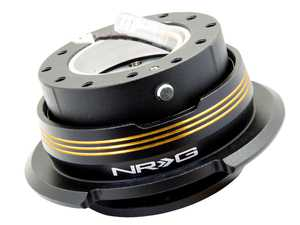 ES#3663674 - SRK290 - Quick Release Hub - Gen 2.9 - Perfect for race applications where the use of gloves are required - NRG - Audi BMW Volkswagen MINI Porsche