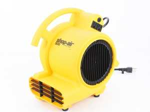 ES#2949767 - SPV1032000 - SMALL AIR MOVER(YELLOW) - Cool Down or dry up - Shop-Vac - Audi BMW Volkswagen Mercedes Benz MINI Porsche