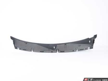 ES#1694586 - 1638300152 - Windshield Cowl / Rain Tray - Replace your faded or broken unit! - Genuine Mercedes Benz - Mercedes Benz
