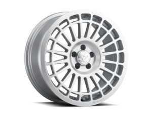 """ES#3660839 - intss-77551405KT - 17"""" Integrale - Set Of Four - 17""""x7.5"""" ET40 5x112 - Speed Silver - fifteen52 - Audi Volkswagen"""