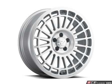 """ES#3660843 - intss-88551455KT - 18"""" Integrale - Set Of Four - 18""""x8.5"""" ET45 5x112 - Speed Silver - fifteen52 - Audi Volkswagen"""