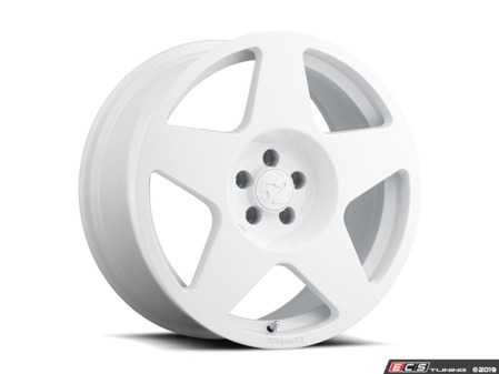 "ES#3660830 - tarrw-77551406KT - 17"" Tarmac - Set Of Four - 17""x7.5"" ET40 5x112 - Rally White - fifteen52 - Audi"