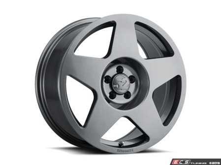"""ES#3660836 - tarsg-88551456KT - 18"""" Tarmac - Set Of Four - 18""""x8.5"""" ET45 5x112 - Silverstone Grey - fifteen52 - Audi MINI"""