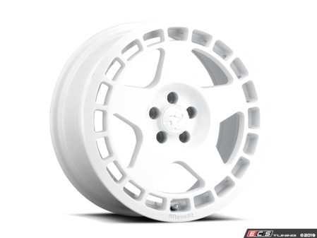 """ES#3660827 - turrw-88551455KT - 18"""" Turbomac - Set Of Four - 18""""x8.5"""" ET45 5x112 - Rally White - fifteen52 - Audi Volkswagen"""