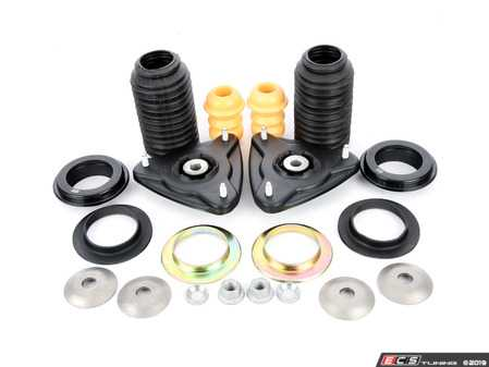 ES#3647156 - 99634301604KT - 996 C4 Strut Refresh Kit - Replace those worn out components when replacing springs or struts - Assembled By ECS - Porsche