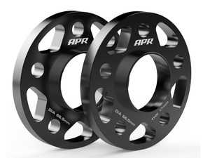 ES#3672010 - MS100190 - Wheel Spacer Kit - 17mm (1 Pair)  - 17mm spacers to perfectly dial in your stance or clear your big brake kit! - APR - Audi