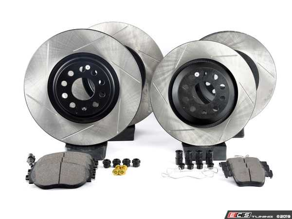 StopTech 934.35052 Street Axle Pack