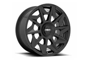 ES#3672031 - R129198514+45 - 19x8.5, CVT, 5x100/5x112, BD-Matte Black, ET45, 66.56CB - Priced Each  - Rotiform -
