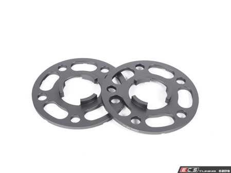 ES#3552540 - LS-107MM - 7mm Rennline Wheel Spacers - Pair - Add clearance or perfect your wheel fitment - Rennline - Porsche