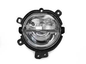 ES#3663346 - 882-1606L3AQ - Parking Light - Left - For MINIs without factory fog lights - Depo - MINI