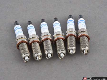 ES#3604137 - 0041596403KT3 - Spark Plugs - Set Of six - Replacement spark plugs for your Mercedes-Benz engine - Bosch - Mercedes Benz
