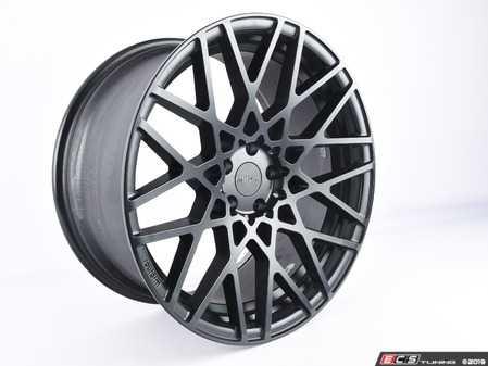 "ES#3663761 - R11220004335sd - 20"" BLQ Wheel - Priced Each - *Scratch And Dent* - *Please see description prior to ordering* 20""x10"" ET35 66.6CB 5x112 Matte Black - Rotiform - Audi"