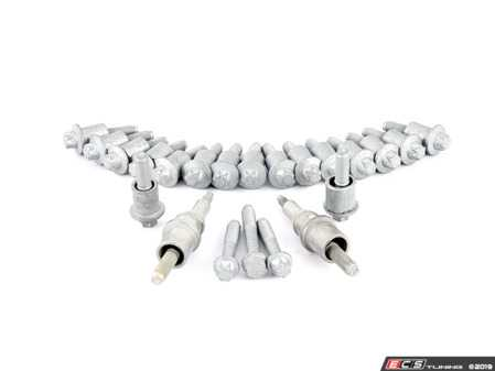 ES#3523597 - 11127558448KT - Aluminum Valve Cover Screws - Necessary for installation of valve cover - Assembled By ECS - BMW