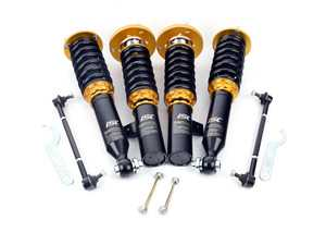 ES#3493640 - B018-C - ISC N1 Coilover Kit - Street Comfort - A high quality, performance coilover kit at a low cost. Offers a ride quality similar to stock suspension but at a lower ride height and with the adjustability features of the Street Sport and Track Race kits. - ISC Suspension - BMW