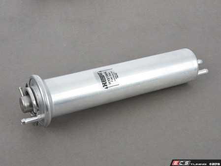 ES#3647732 - 13321709535 - Fuel Filter - With internal pressure regulator - Hengst - BMW