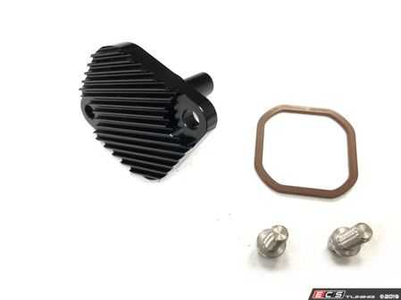 ES#3617983 - sg84006-cT - FTP Thermostat cover kit - A simple way to dress up your engine bay - FTP Motorsport - BMW