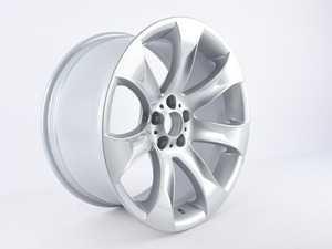 "ES#3677139 - 36116766069sd - 20"" V-Spoke Style 168 Wheel - *Scratch And Dent* - 20x10.5 ET 30 CB 72.6mm - Genuine BMW - BMW"