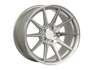 "ES#3677353 - f10118855112msKT - 18"" F101 - Set Of Four - 18""x8.5"" ET42 5x112 - Machined Silver - F1R Wheels - Audi Volkswagen"