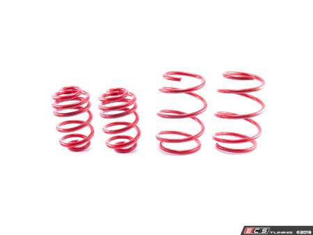 ES#3674904 - SKE466017 - Bavarian Autosport Performance Springs - Set of 4 - Specifically engineered to offer drivers both handling and comfort. Lowering of about 30mm front and rear. - Bavarian Autosport - BMW