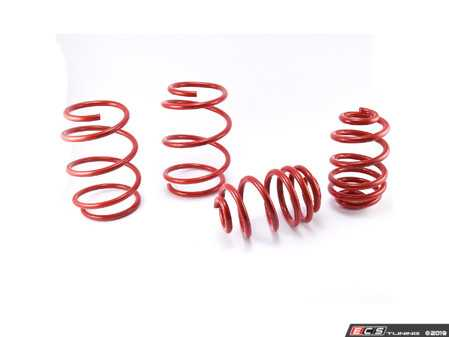 ES#3674902 - SKE461416 - Bavarian Autosport Performance Springs - Set of 4 - Specifically engineered to offer drivers both handling and comfort. Lowering of about 30mm front and rear. - Bavarian Autosport - BMW