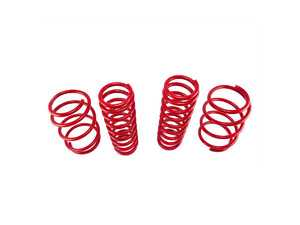 ES#3674899 - SKE396016 - Bavarian Autosport Performance Springs - Set of 4 - Specifically engineered to offer drivers both handling and comfort. Lowering of about 30mm front and rear. - Bavarian Autosport - BMW